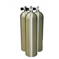 Баллон для дайвинга BTS алюминиевый S 80 (11,1 л) 207 Bar