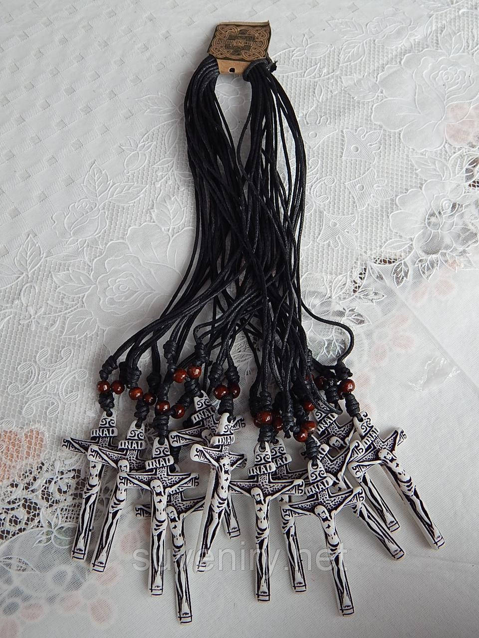 Мужская подвеска с крестом на шею, фото 1