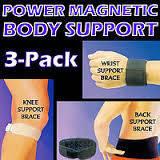 Пластины магнитные Power Magnetic Sport