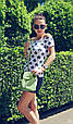 """Міні - рюкзак """"Sopfie"""" 22 - Mint, фото 3"""