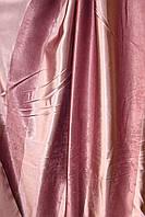 Двусторонние шторы Blackout Полоска в розовом цвете