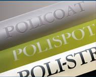 Лакувальна пластина Polispot