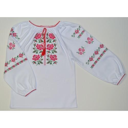 Вишиванка 130218 . рожевий  продажа 3dc634867ef34