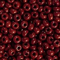 Бисер №10 Preciosa (Чехия), 93300, 10 грамм, Цвет: Вишневый