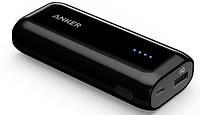 Портативное зарядное устройство Anker Astro E1 5200mAh Black (внешняя зарядка для телефона)