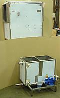 Гідрофільтр GFL-3, гідравлічний іскрогасник, Гідрофільтр для печі, іскрогасник