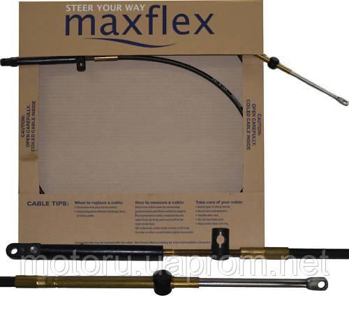 Трос газ/реверс 8FT 3300C MAXFLEX 2.42м PRETECH Корея - Лазерный шиномонтаж. Моторы, лодки на Яценко 16-Б в Запорожье