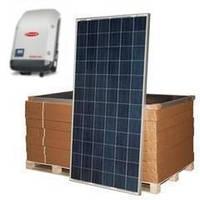 Сетевая солнечная электростанция SE-S25 FRONIUS/Jinko Solar