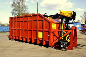 Бункер (контейнер) с манипулятором, фото 2