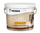 SATU SAUNASUOJA 0.9л - Защитное масло для сауны