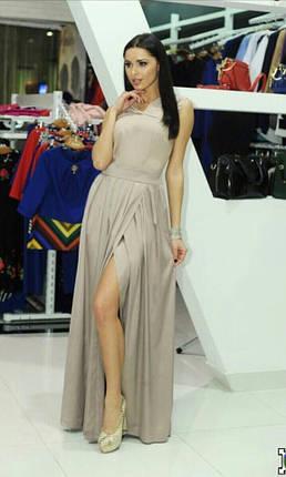 """Красивое женское платье """"Вечернее"""" 42, 44, 46 размер норма, фото 2"""