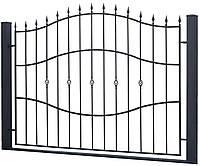 Сварной кованый забор 1800*2500  модель СГ-10