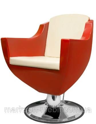 Парикмахерское кресло на гидроподъемнике ДРИМ