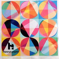 Бумага сублимационная HANRUN Paper HS 1.12 x 100м, 80 гр./м2, фото 2