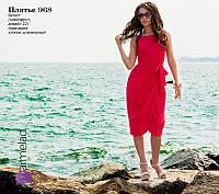 Классическое лето. Платье батист