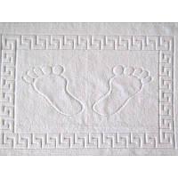 Полотенце для ног 50х70см Белое 600гр Lotus