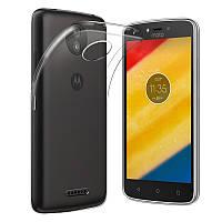 Ультратонкий чехол для Motorola Moto C Plus