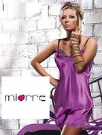 Комплект: камисоль и шорты, Miorre