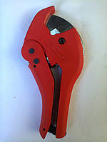 Труборез для PVC труб с  регулировкой  диаметра от 0-42 мм.Intertool NT-0004.Киев.