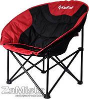 Кресло складное KingCamp Moon Leisure Chair Black/Red (KC3816)