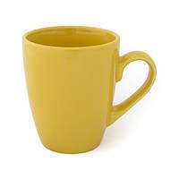 Чашка керамическая Тюльпан желтый