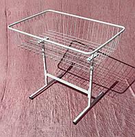 Стол для распродаж, промо стол, промо корзина 75х90х60 см. бу, фото 1