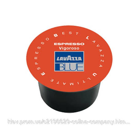 Кофе в капсулах Lavazza Blue VIGOROSO