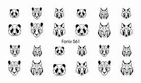 Слайдер-дизайн FoniX 561 Master Beauty