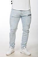 Модные летний мужские джинсы ZARA. Турция. Хит 2017