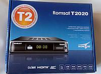 T2 тюнер ROMSAT T-2020