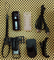 Мини камера DVR, регистратор МД-80, Экшн-камера Mini DX Camera DV (MD80, MD-80, МД80) Sil+box, фото 3