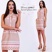 Платье - туника на лето