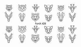 Слайдер-дизайн FoniX 428 Master Beauty