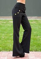 Женские красивые  брюки клеш