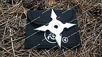 Звезда сюрикен - 4 метательная