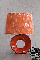 Настільна лампа Sirius GH-7701 оранж.