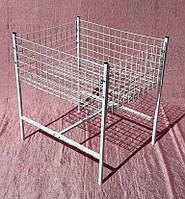 Стол для распродаж, промо стол, промо корзина 90х80х65 см. бу, фото 1