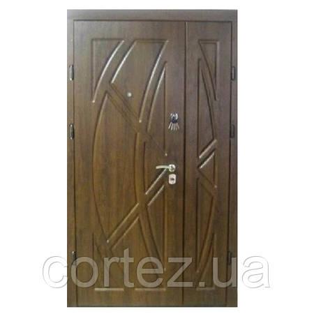 Дверь полуторная комфорт 103