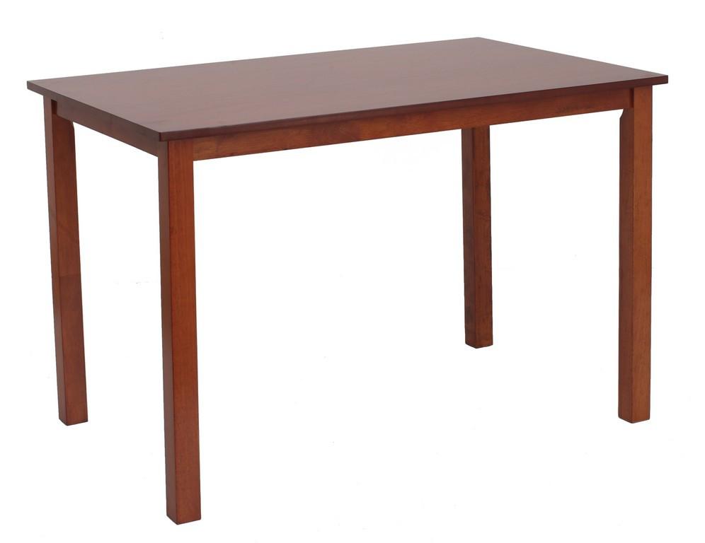 """Деревянный кухонный стол """"Ривьера"""" (орех)"""