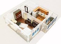 Однокомнатные квартиры с ремонтом