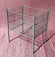 Стол для распродаж, промо стол, промо корзина 90х80х60 см. бу, фото 1