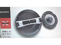 Автоакустика SONY XS-GTF1626 CHINA COPY