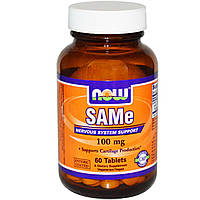 NOW Foods SAMe 100mg 30 tabs