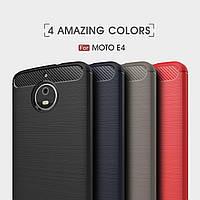 TPU чехол Urban для Motorola Moto E4