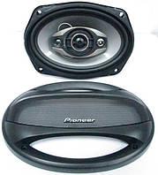 Pioneer TS-A6983S (440Вт) четырехполосные динамики