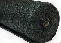 Сетка затеняющая, 80% (2*100м) для теплиц, заборов, навесов