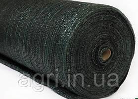 Сетка затеняющая, 80% (4*50м) для теплиц, заборов, навесов