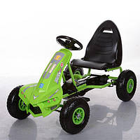 Детский велокарт BAMBI M 3474-5, зеленый  ***