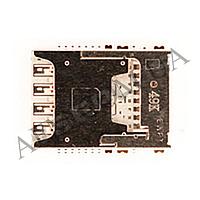 Конектор Sim and MMC LG D618/  D690/  D722/  D724/  D850 G3/  D851/  D855/  H818/  F400/  LS990/  VS985