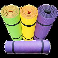 Спортивный коврик для фитнеса «Premium-12» 1800х600х12мм